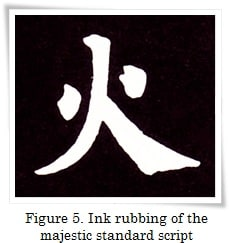 figure_5_kanji etymology_fire