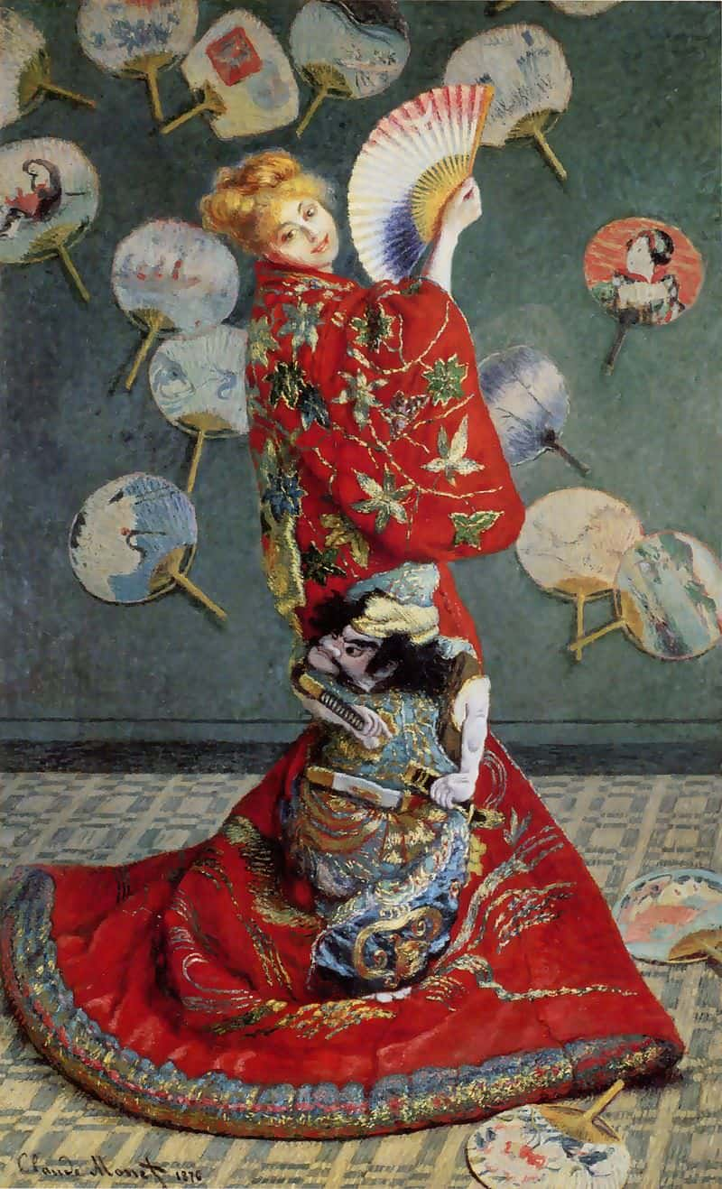 Claude_Monet-Madame_Monet_en_costume_japonais