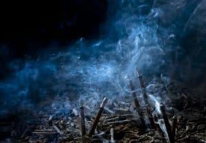 Ash and Smoke 300x208 - Calligraphy and Photography